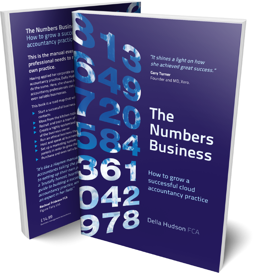 Della Hudson The Numbers Game