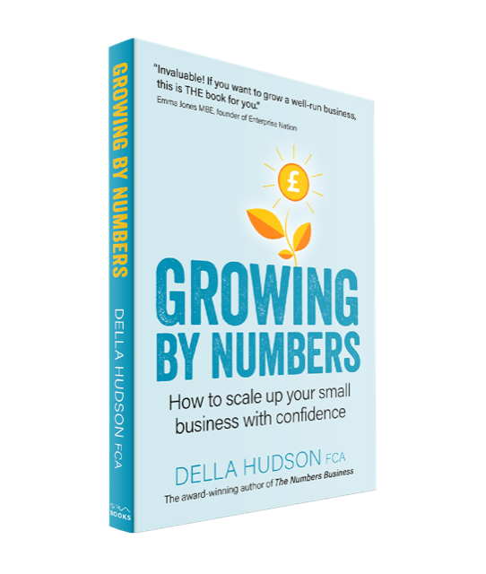 Della Hudson Growing by numbers