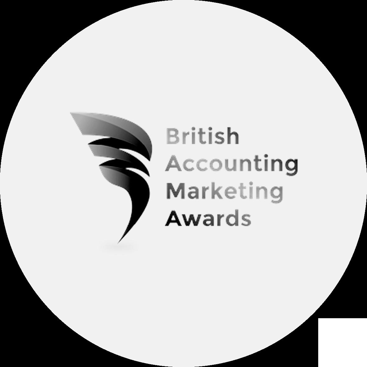 British Accounting Marketing Awards